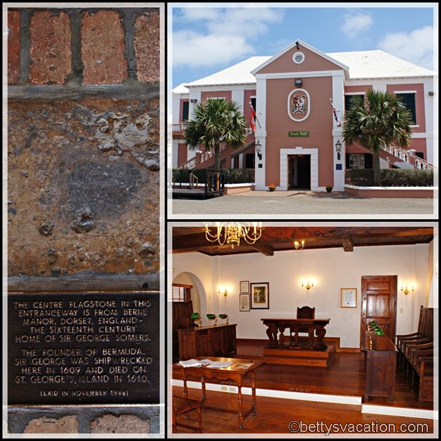 Collage St. George City Hall
