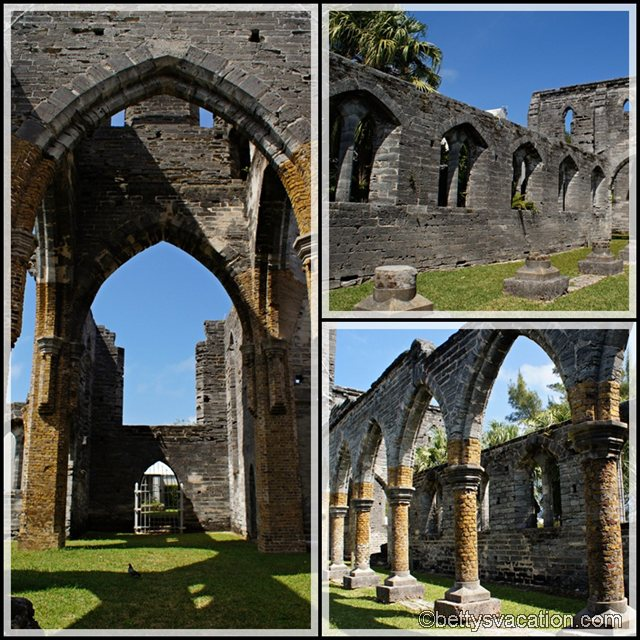 Collage Unfinished Church