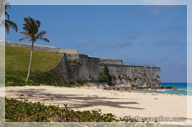 Fort St. Catherine 1