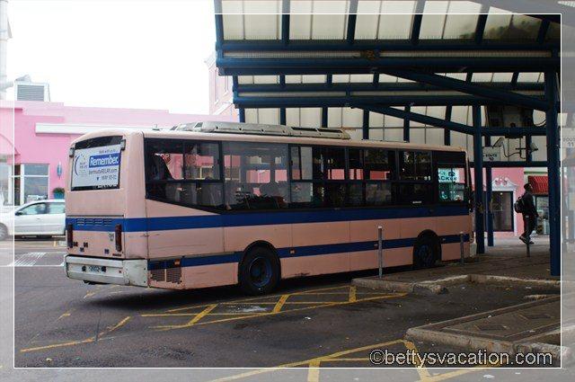 Hamilton Bus Depot