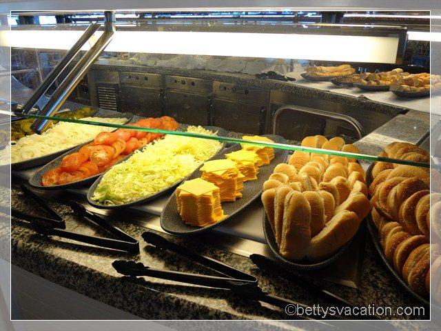 Mittagsbuffet 1
