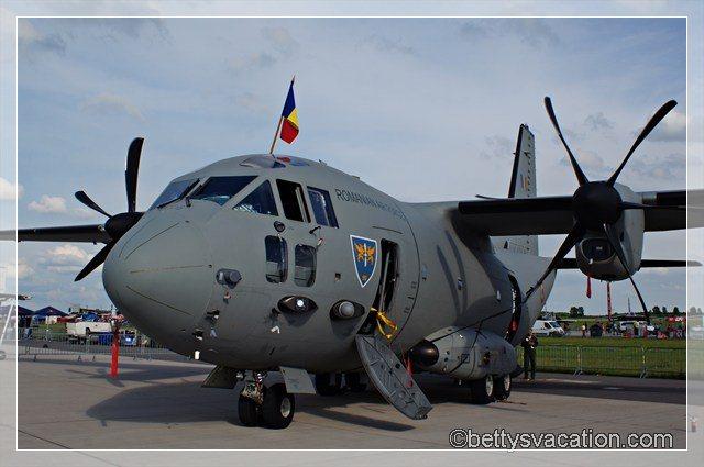 Romainien Air Force