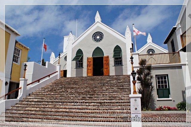 St. Peter's Church, St. George
