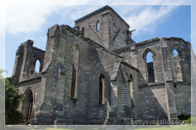 Unfinished Church 1
