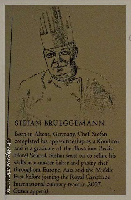 Unser deutscher Koch