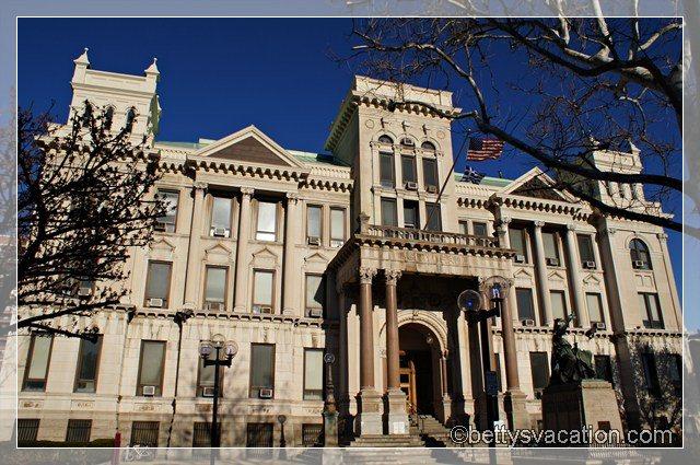 City Hall Jersey City 1