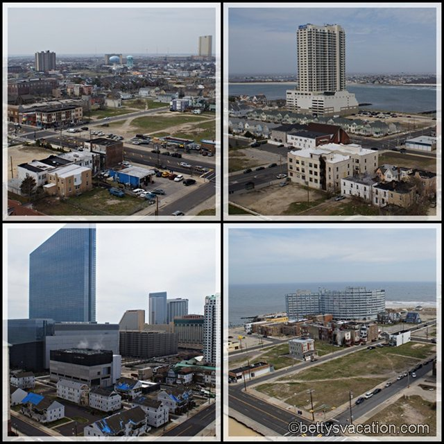 Collage Atlantic City