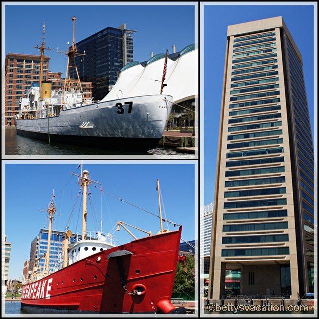 Collage Baltimore 1