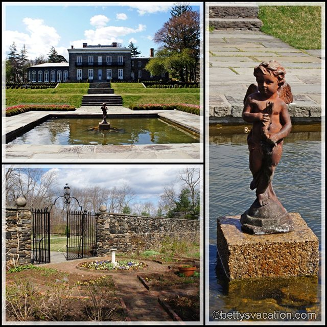 Collage Bartow-Pell Mansion 1