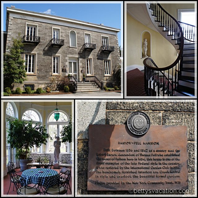 Collage Bartow-Pell Mansion 2