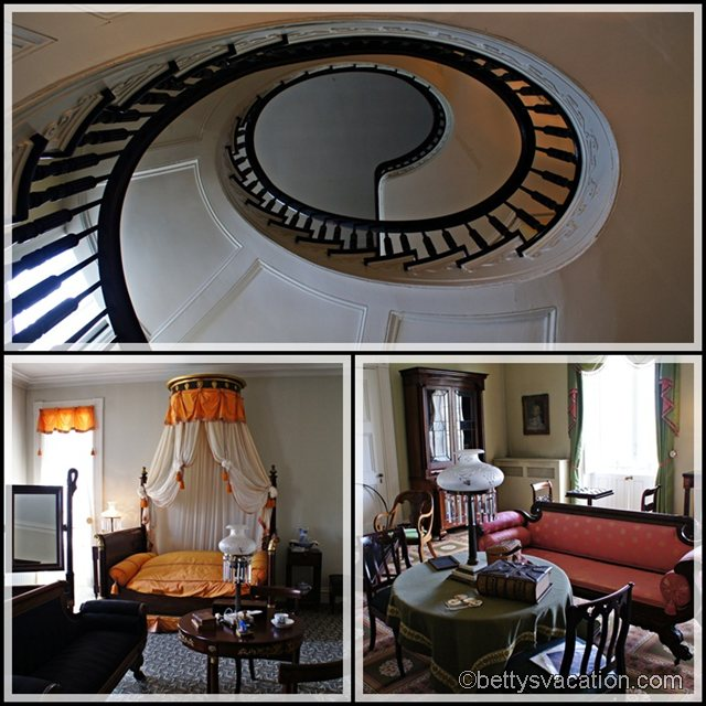 Collage Bartow-Pell Mansion 3