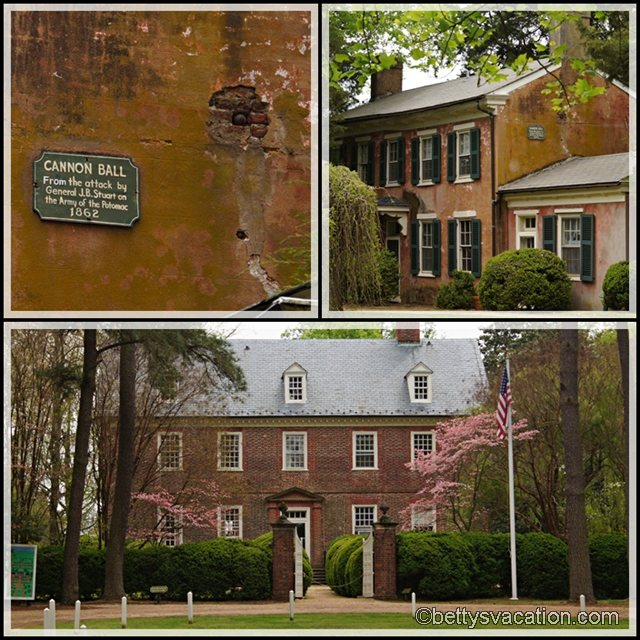 Collage Berkeley Plantation 3