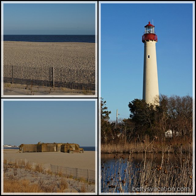 Collage Cape May