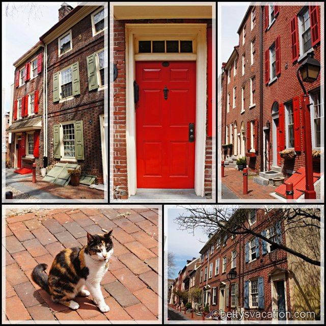 Collage Elfreths Alley 2