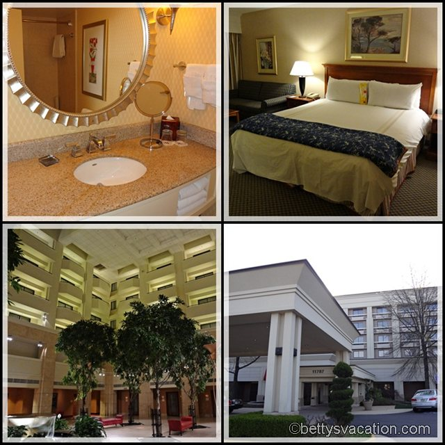 Collage Fairfax Marriott at Fair Oaks
