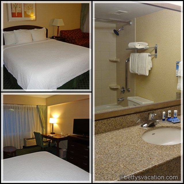 Collage Fairfield Inn Parsippanny