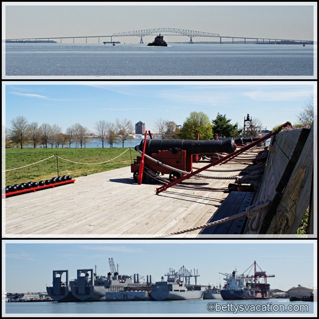 Collage Fort McHenry 1