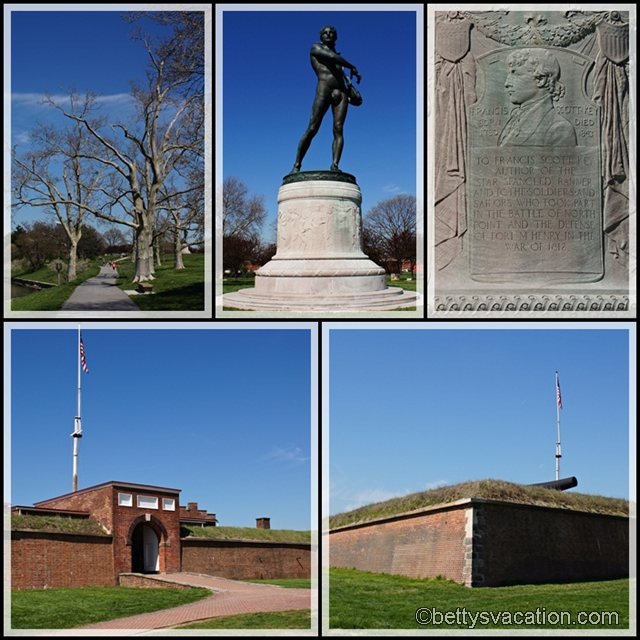Collage Fort McHenry 2