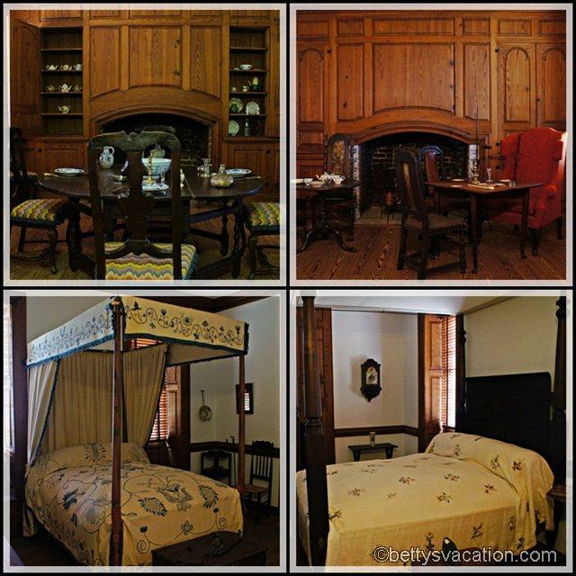 Collage George Washington Birthplace 2