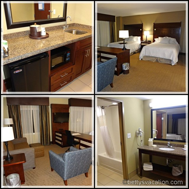 Collage Hampton Inn Ocean City 2