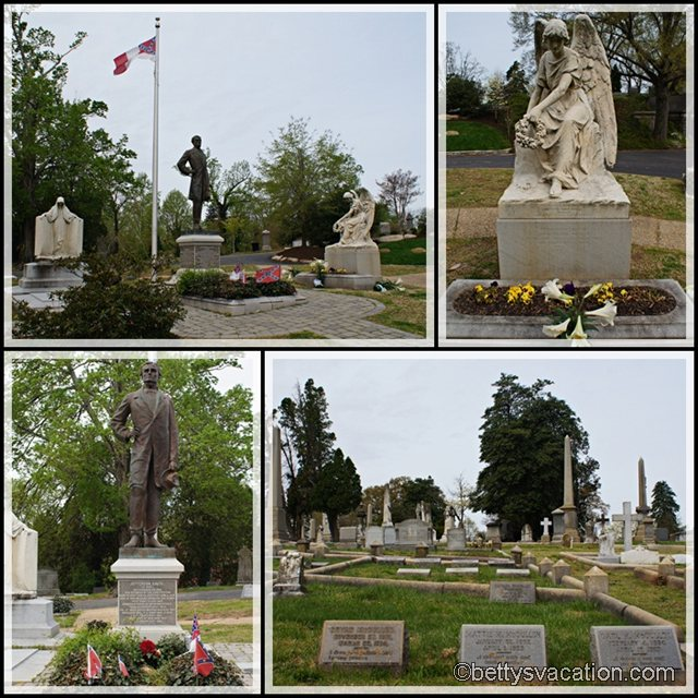 Collage Hollywood Cemetery 1