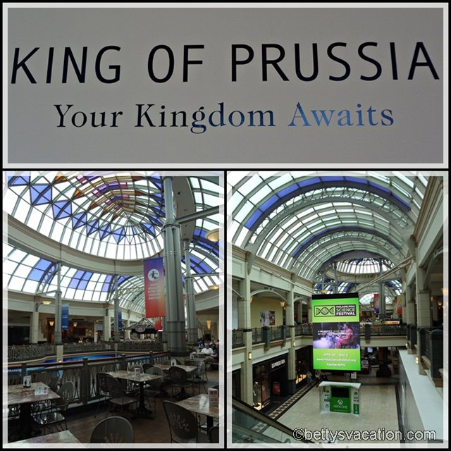 Collage King of Prussia 1