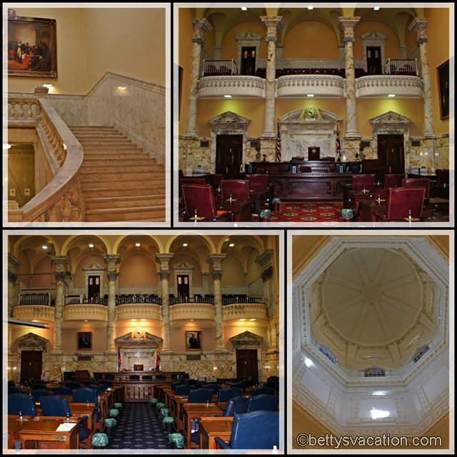 Collage MD State House 2