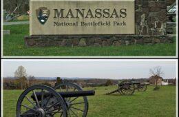 Manassas National Battlefield Park, Virginia