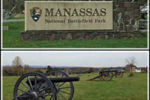 Collage Manassas Battlefield 1