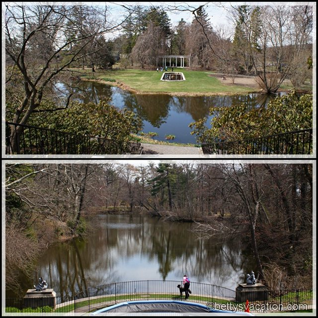 Collage Old Westbury Gardens 3