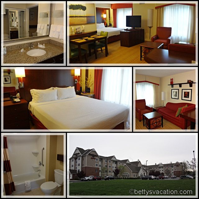 Collage Residence Inn Chester