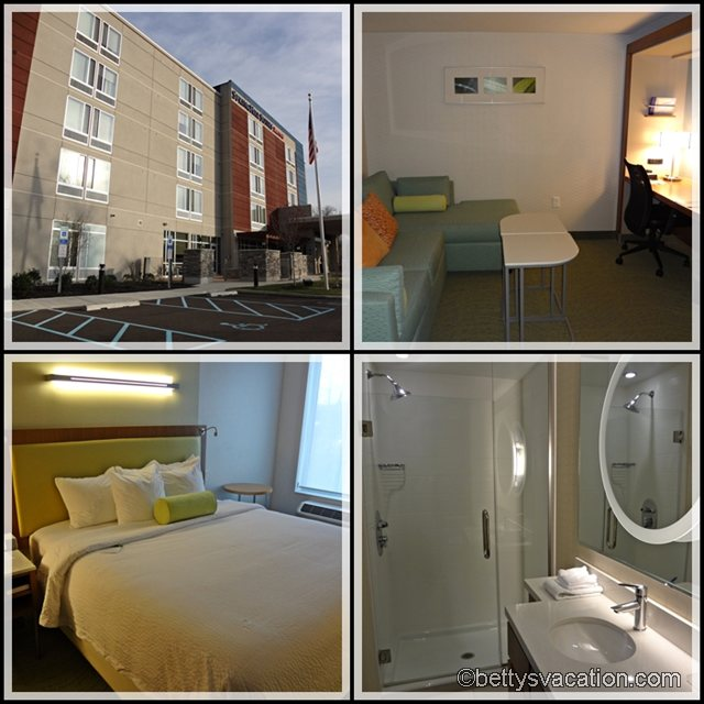 Collage Springhill Suites