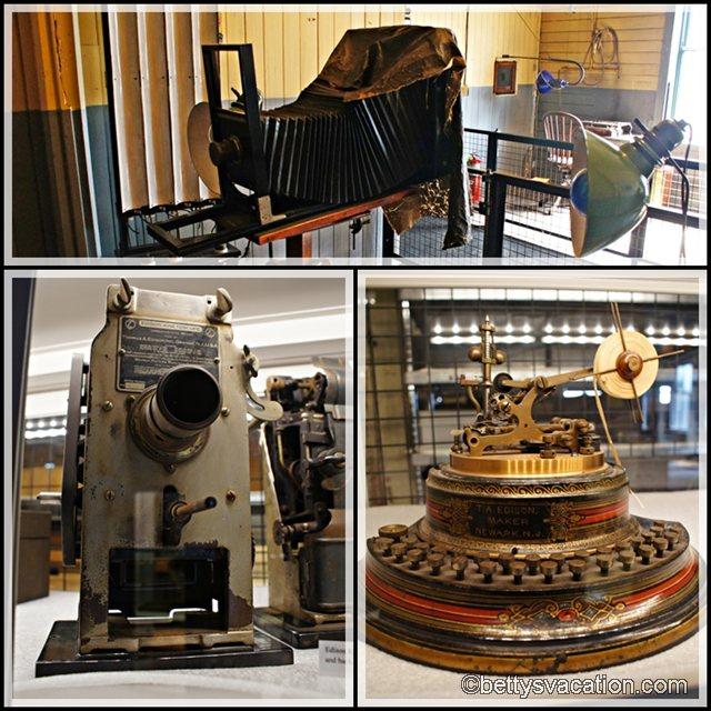 Collage Thomas Edison NHP 1