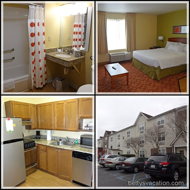 Collage Towne Place Suites