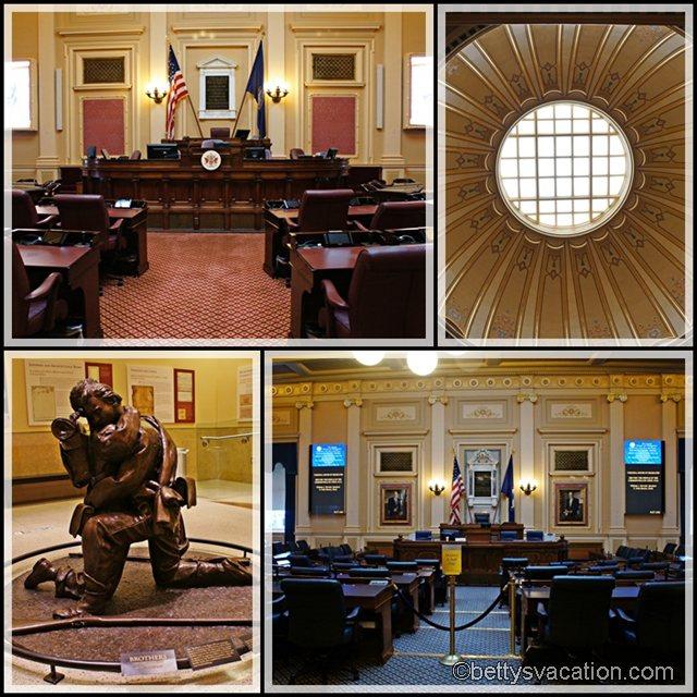 Collage VA State Capitol 5