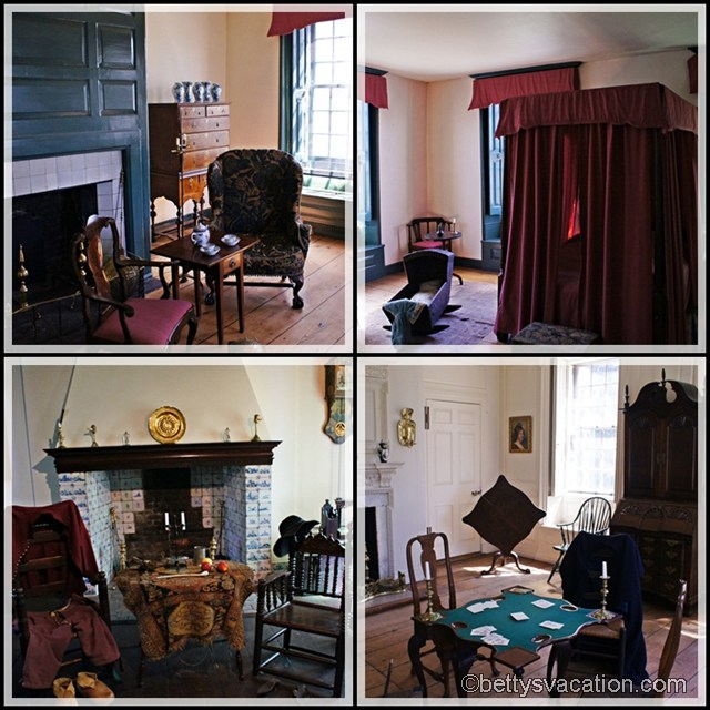 Collage Van Cortlandt House
