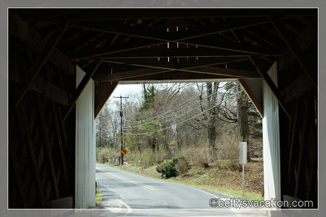 Erwinna Covered Bridge 1