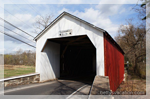 Erwinna Covered Bridge 2