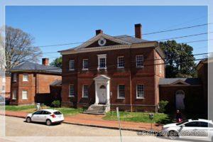 Hammond Harwood House 2