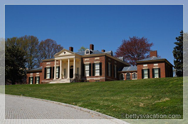 Homewood Mansion