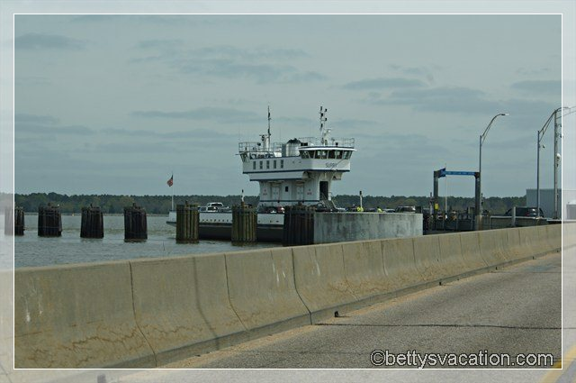 James River Ferry 1
