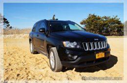 Mietwagen: Jeep Compass