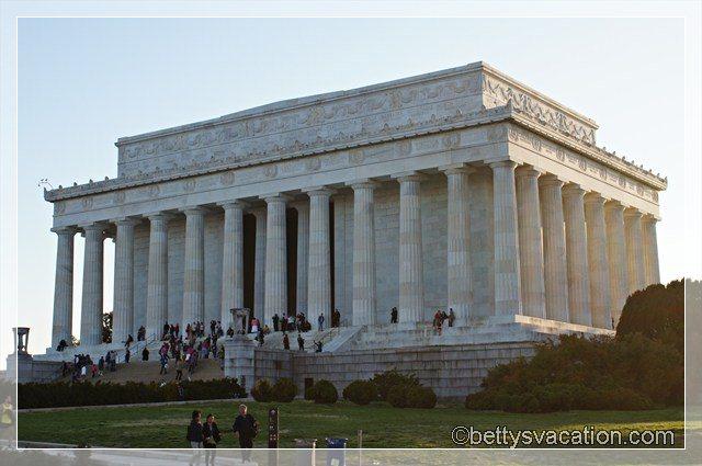 Lincoln Memorial 3