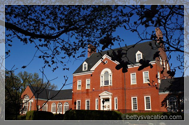 MD Governors Mansion