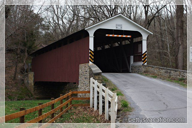 Mercer's Mill Covered Bridge 2