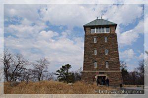 Perkins Memorial Tower 9