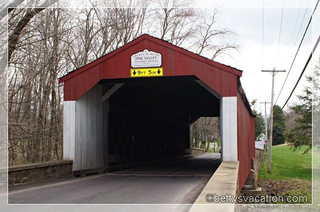 Pine Valley Covered Bridge