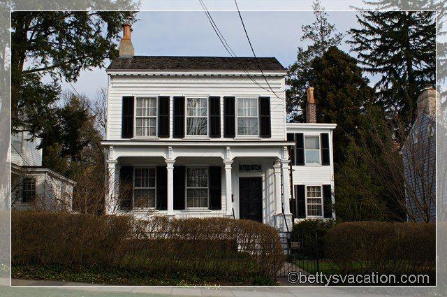 Princeton - Albert Einstein House