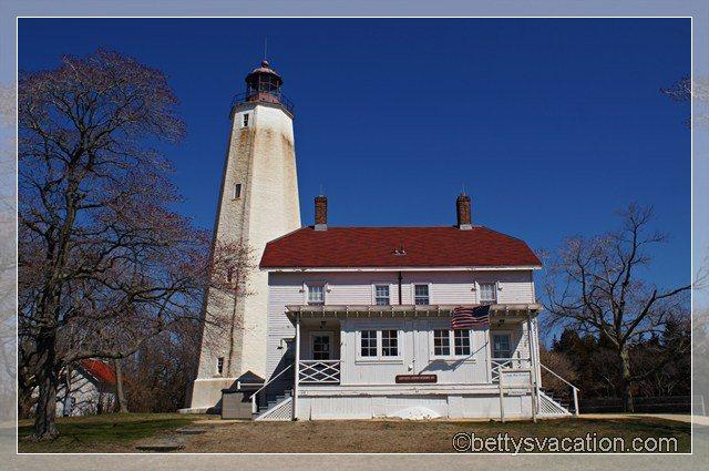 Sandy Hook Lighthouse 8