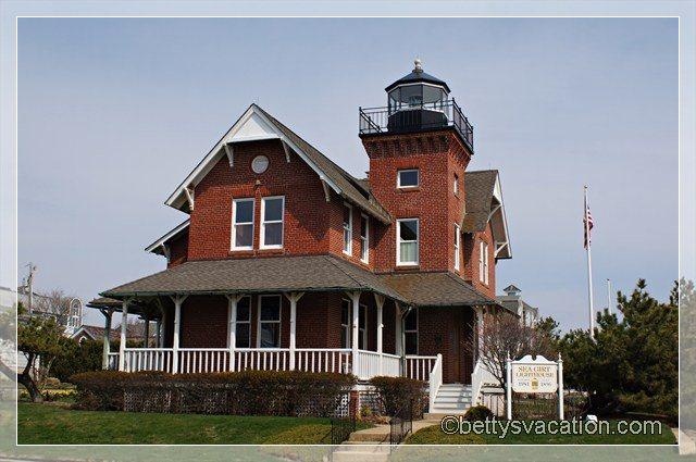 Sea Girt Lighthouse 2